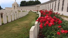 The region prepares to remember the fallen of Passchendaele