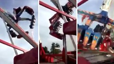 One dead and several hurt as fairground ride malfunctions