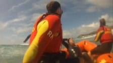 RNLI warns sea swimmers of dangerous rip currents