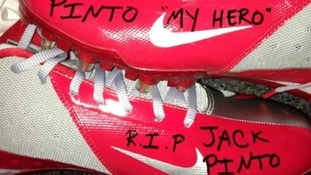 Jack Pinto New York Giants