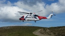 80-year-old man rescued by Cockermouth Mountain Rescue Team