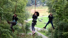 Cumbrian firm unveils plans for new zip line attraction