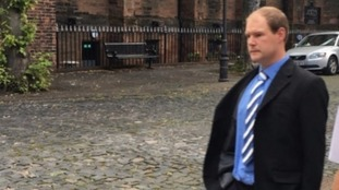 Harrison gave evidence from the witness box at Carlisle Crown Court