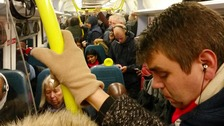 Top 10 most overcrowded train journeys revealed