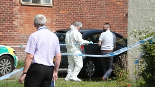 Investigation after man stabbed to death