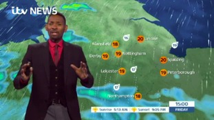 East Midlands Weather: Showers clearing