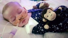 Charlie Gard: Judge approves plan for end of baby's life