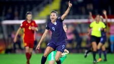 England ladies need one point to qualify