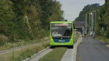 Council takes legal action over £36m busway 'defects'