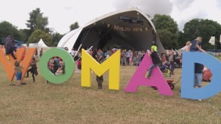 Womad comes to Wiltshire