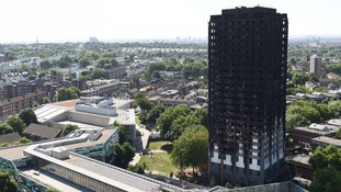 Corporate manslaughter charges possible over Grenfell fire