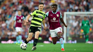 Aaron Tshibola joined Aston Villa last summer.
