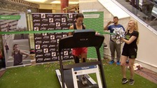Runner's anger as world treadmill record claim squashed