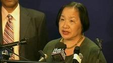 Oakland Mayor Jean Quan