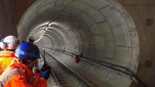 Contractors working for Crossrail have been fined more than £1 million.