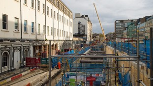 Crossrail is scheduled to open in December 2018.