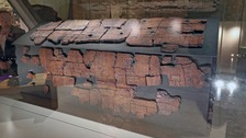 St Cuthbert's 1300-year-old coffin among treasures in new Durham exhibition