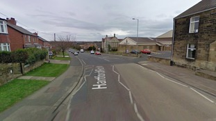 Pedestrian critical after Northumberland collision