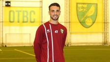 Adam Phillips travelled with Norwich City's U23s on their recent pre-season tour in Germany