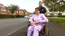Disabled mum wins appeal to get motability car back