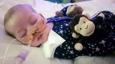 'Our beautiful little boy has gone': Family confirm Charlie Gard has died