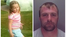 Concern for 5-year-old girl missing with father