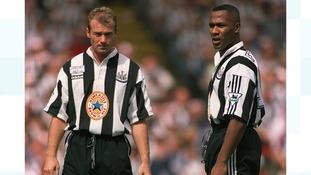 Shearer and Ferdinand