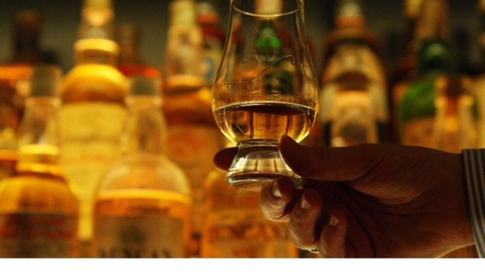blended whisky definition
