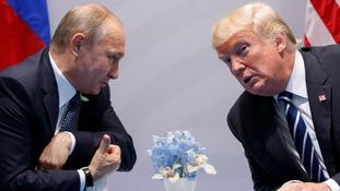 Vladimir Putin expels 755 US diplomats from Russia