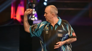 Phil Taylor, pictured in January this year.