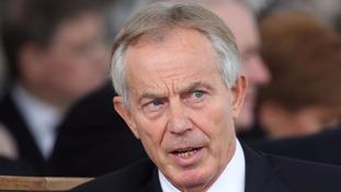 Tony Blair s