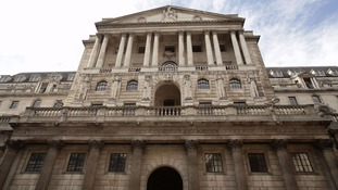 Bank of England staff will walk out on Tuesday.