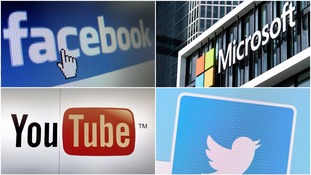 Internet giants meet in San Francisco on Tuesday.