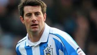 Huddersfield Town's Alan Lee