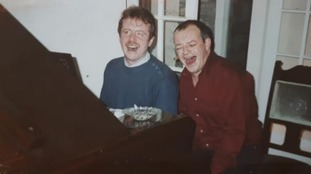 Tim Healy says he's 'feeling great' and back in north east to raise money for old friend