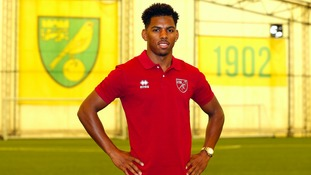 Tristan Abrahams has signed for Norwich City.