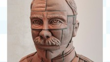 Clay soldier