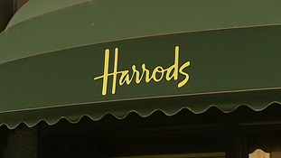 Moped riders throw liquid in man's face during 'attempted robbery' near Harrods