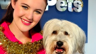 Ashleigh and Pudsey back new welfare campaign
