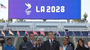 Los Angeles reaches deal to stage 2028 Olympic and Paralympic games