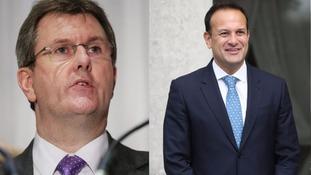 DUP criticise Dublin's 'megaphone diplomacy' on Brexit