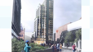 Plans unveiled for Belfast build-to-rent scheme