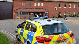 Prisoners 'seize control' of part of wing at jail