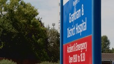 Grantham A&E