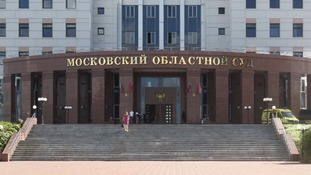 At least three dead in Moscow court shooting