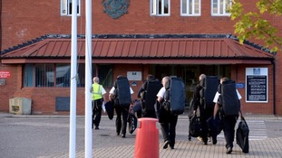 HMP The Mount: Second day of prison disturbance