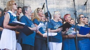 Month of festivities gets underway in Bangor