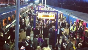Delays at St Neots Station this morning
