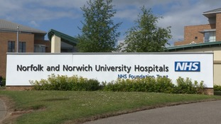 The Norfolk and Norwich University Hospital one of the best in ovarian cancer treatment.