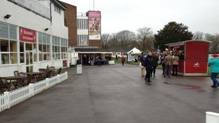 Folkestone race course
